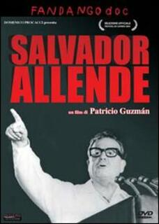 Film Salvador Allende Patricio Guzmán