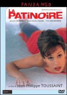 La patinoire. La pista di pattinaggio di Jean-Philippe Toussaint - DVD