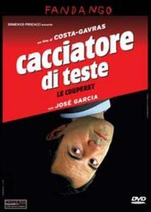 Il cacciatore di teste di Costa-Gavras - DVD