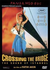 Crossing the Bridge: The Sound of Istanbul di Fatih Akin - DVD