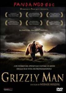 Grizzly Man di Werner Herzog - DVD