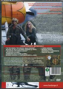 Grizzly Man di Werner Herzog - DVD - 2