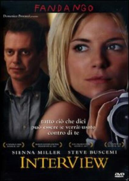 Interview di Steve Buscemi - DVD