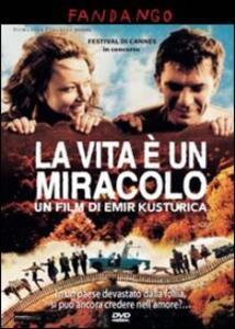 La vita è un miracolo di Emir Kusturica - DVD