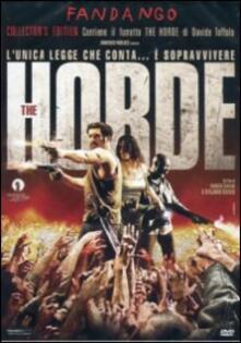 The Horde di Yannick Dahan,Benjamin Rocher - DVD