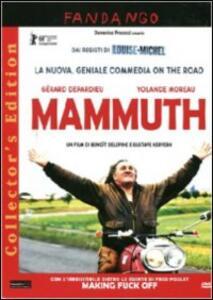 Mammuth di Benoît Delépine,Gustave Kervern - DVD