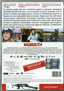 Mammuth di Benoît Delépine,Gustave Kervern - DVD - 2