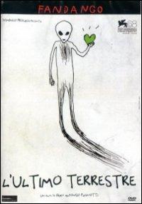 Cover Dvd ultimo terrestre (DVD)