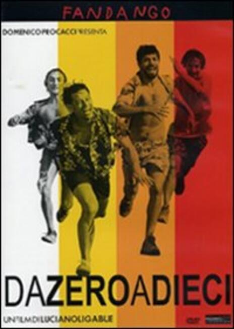 Dazeroadieci di Luciano Ligabue - DVD