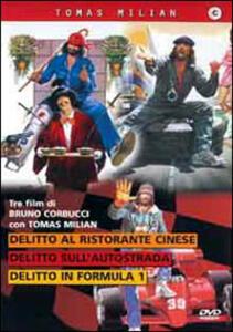 Tomas Milian. Vol. 1 (3 DVD) di Bruno Corbucci
