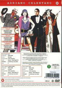 Celentano (3 DVD) di Franco Castellano,Sergio Corbucci,Pipolo - 2