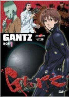Gantz. Box 1 (3 DVD) di Ichiro Itano - DVD