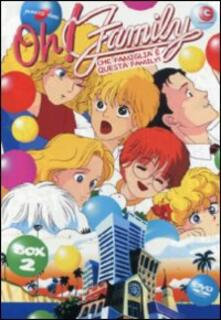 Oh! Family. Che famiglia è questa family. Vol. 2 (4 DVD) di Masamune Ochiai - DVD