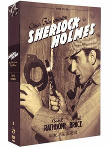 Sherlock Holmes Classic Film Collection (7 DVD) di Sidney Lanfield,Roy William Neill,John Rawlins,Alfred L. Werker