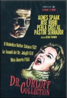 Dr. Orloff Collection (2 DVD) di Jess Jesus Franco,Jess Frank