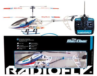 RC Elicottero Big One - 4