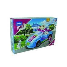 Prico Girl. Auto Cabrio con 1 Personaggio 113 pezzi