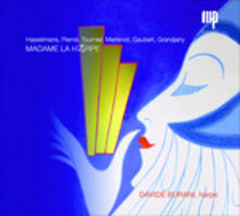 Madame La Harpe - CD Audio di Davide Burani