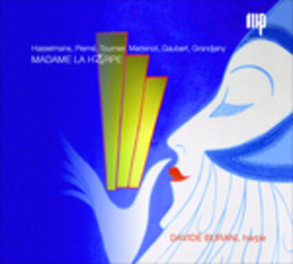 Madame La Harpe - CD Audio di Davide Burani