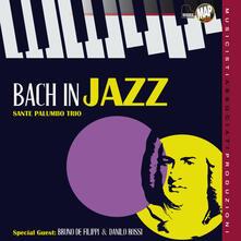 Bach in Jazz - Vinile LP di Sante Palumbo