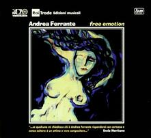 Free Emotion (Colonna sonora) - CD Audio di Andrea Ferrante