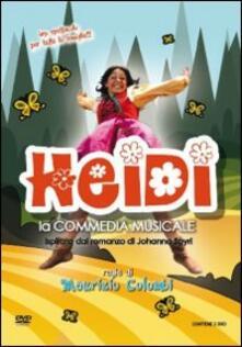 Heidi. Il musical (2 DVD) di Maurizio Colombi - DVD