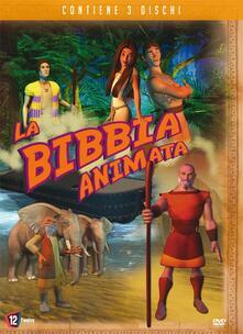 La Bibbia Animata (3 DVD) di Frantz Kantor - DVD