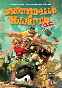 Cover Dvd Mortadello e Polpetta (DVD)
