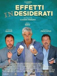 Cover Dvd Effetti indesiderati (DVD)