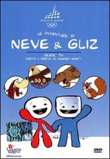 Le avventure di Neve & Gliz di Maurizio Nichetti - DVD