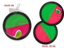 Catch Ball Diametro 20 Cm Con Pallina