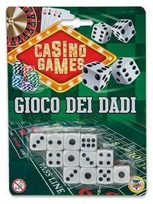 Casino'  Games Dadi 12 Pz. Blister