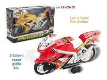 Moto Grand Prix Con Luci E Suoni A Frizione