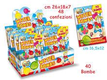 Bombe Ad Acqua 40 Pz
