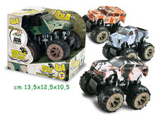 Monster Off Road Quad 4x4 (Assortimento)