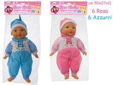 Ciao Ciccio Teneri Abbracci Bambola Corpo Soffice 40 Cm (Assortimento)