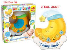 Baby Luna Ninna Nanna Con Luci E Suoni