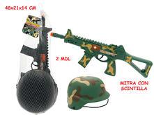 Forze Armate - Set Elmo E Mitra Con Scintilla (Assortimento)