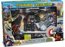 Squadra Operativa. Set Grande Missione Di Pace
