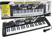 Tastiera Multifunzione 54 Tasti Con Microfono. Box