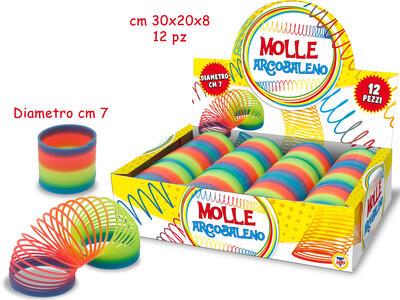 Molla Colori Arcobaleno