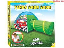 Tenda Con Tunnel Macchinine                       170*112*94Cm. Box