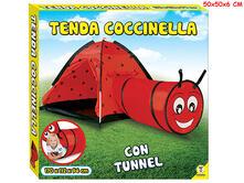 Tenda Con Tunnel Coccinella                       170*112*94Cm. Box