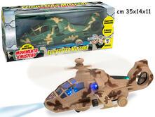 Elicottero Apache A Mistero Con Luce E Suoni 2 Colori