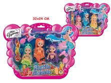 Magiche Sirenette Con Accessori 2 Modelli