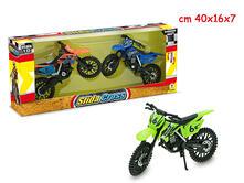 Mr. Boy. Sfida Acrobatica Motocross Scala 1:12