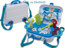 Set Dottore In Valigetta Con Ruote 2In1