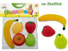 Gogo. Gommosi Frutta 5 Pz. Busta