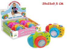 Gogo. Baby Fotocamera Luci E Suoni 3 Col. Ass. Display Box