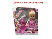 Ciao Ciccio. Bambola Parrucchiera Con Voce